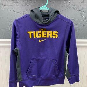 LSU Nike Hoodie